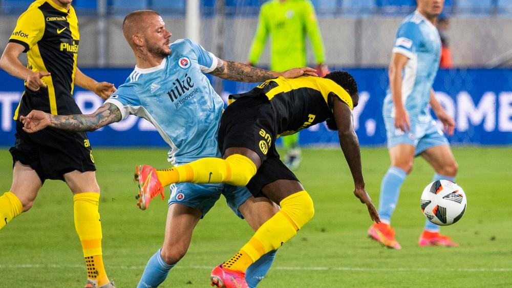 Prvý zápas nerozhodol o ničom. Slovan remizoval s Young Boys Bern