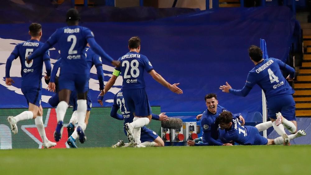 Chelsea sa teší z postupu do finále, Realu nedovolila streliť ani gól