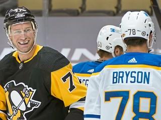 V zápase NHL ohúril štyrmi gólmi. Puk ma prenasledoval, smial sa