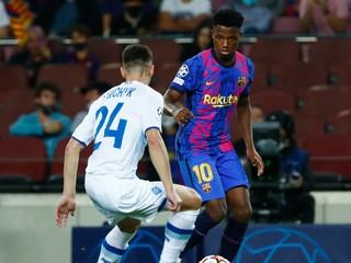 Mladík prekonal klubové rekordy. Barcelona predĺžila zmluvu s veľkým talentom