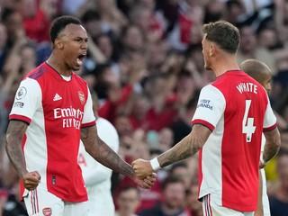 Derby ovládol Arsenal. Najlepší deň môjho života, napísal hráč
