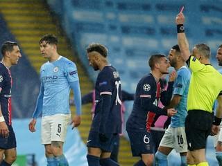 Brankár City vytvoril gólovú akciu, frustrovaného Di Maríu musel krotiť tréner
