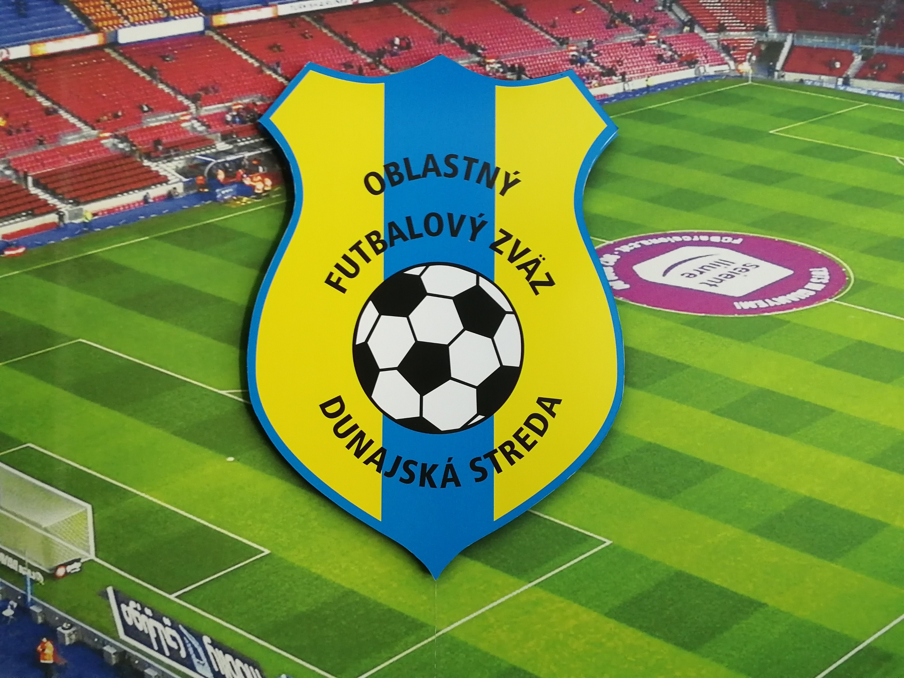 Nominácie hráčov do výberov ObFZ Dunajská Streda - tréningový zraz