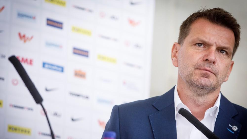 Tarkovič nominoval prvýkrát po EURO, prekvapil dvomi menami