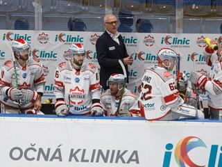Bratislava Capitals formu nepotvrdili, s Viedňou hladko prehrali
