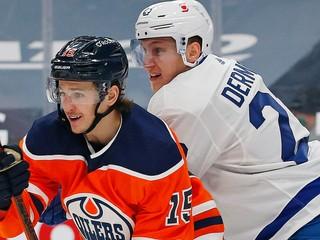 Edmonton prišiel aj o útočníka, opäť pre zápal srdcového svalu