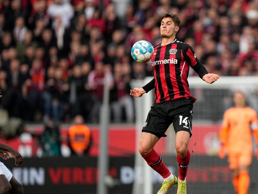 Čech Schick sa smolne zranil. Leverkusenu bude chýbať niekoľko týždňov