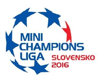 MINI CHAMPIONS LIGA SLOVENSKO 2017