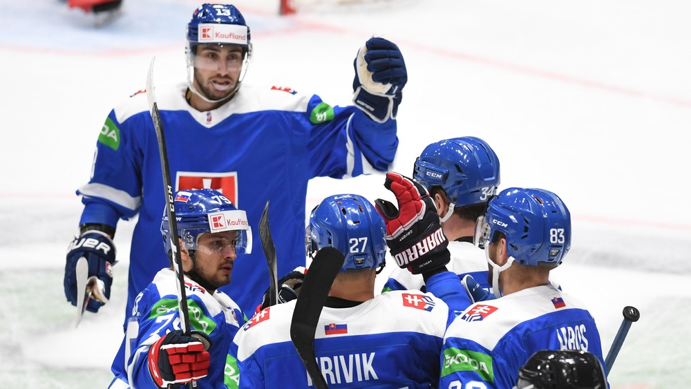 Slovensko si opäť zahrá na olympiáde, postup spečatil Hudáček
