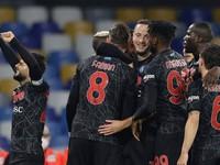 Neapol sa vrátil na čelo Serie A, Lobotka sledoval zápas z lavičky