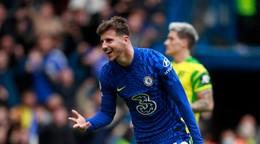 Chelsea zničila Norwich siedmimi gólmi, Mount sa blysol hetrikom