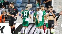 Slavia Praha prehrala, AS Rím utrpel debakel v Nórsku