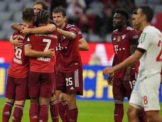 Kolínu nepomohli ani zlepené góly, výhru Bayernu režíroval Gnabry