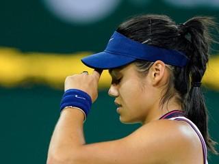 Senzačná šampiónka US Open prehrala, Kučová druhú šancu nevyužila