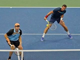 Polášek vyradil Dodiga, spolu s Peersom si zahrá finále v Indian Wells