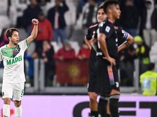 Juventus padol v závere, na lídra má priepastnú stratu
