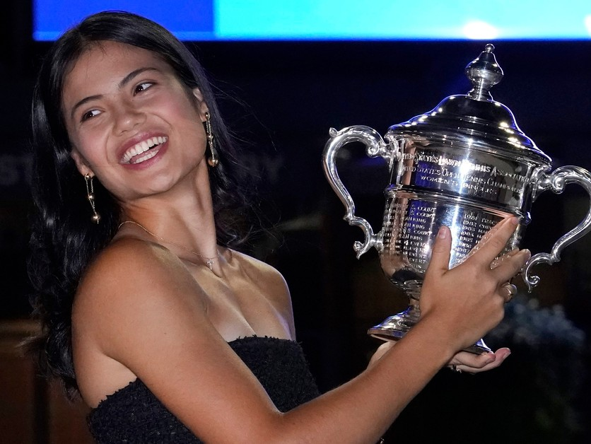 Doviedol ju k senzačnému triumfu. Víťazka US Open prepustila trénera