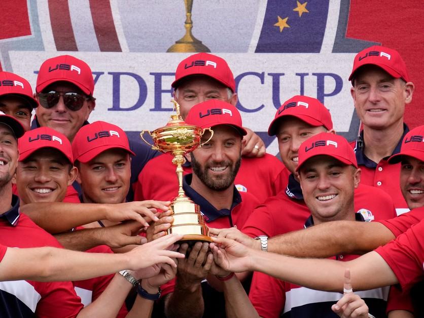 Najmladší tím USA uštedril Európe rekordnú prehru. McIlroy prežíva obrovské sklamanie