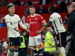 Nečakaný debakel v šlágri kola, Liverpool šokoval Manchester United
