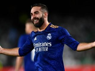 Real využil zaváhanie Sevilly a vedie La Ligu. Na výhru mu stačil jediný gól