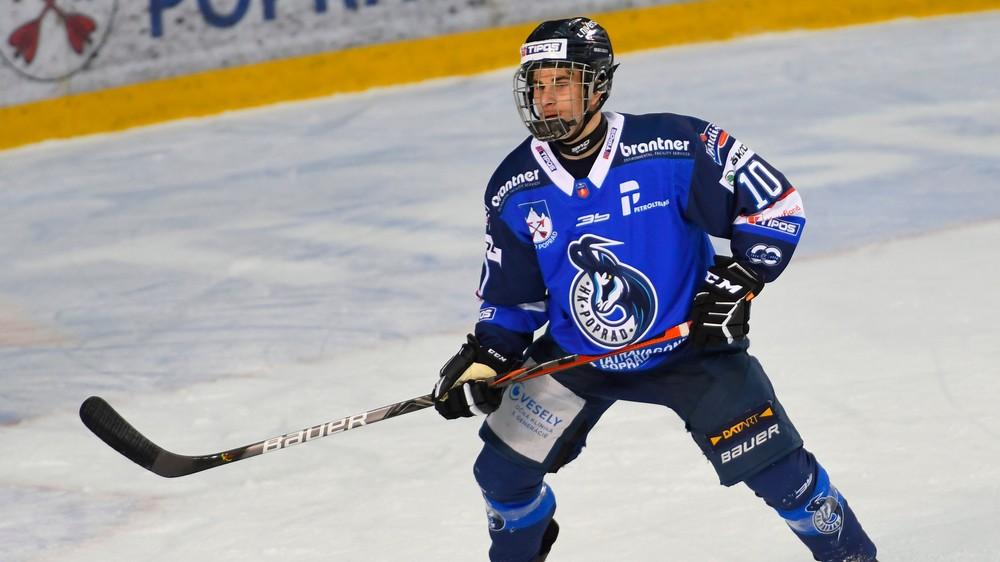 Na slovenský talent sa prišli pozrieť skauti z NHL. Strelil parádny gól
