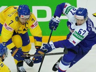 Radivojevič o Slafkovskom: Baví sa hokejom, usmieva sa. Gól určite dá