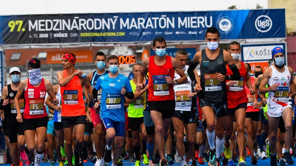 Favoritmi maratónu v Košiciach sú Etiópčania, na štarte budú tisícky bežcov