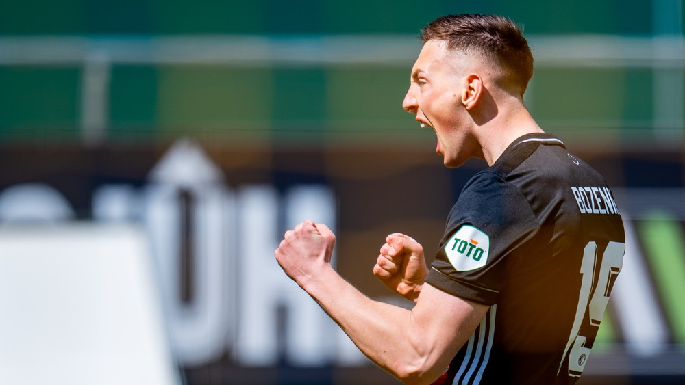Boženík strelil prvý gól v sezóne, Ajax získal majstrovský titul