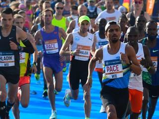 Za rekordom zaostal len o 17 sekúnd. Medzinárodný maratón mieru ovládol Keňan