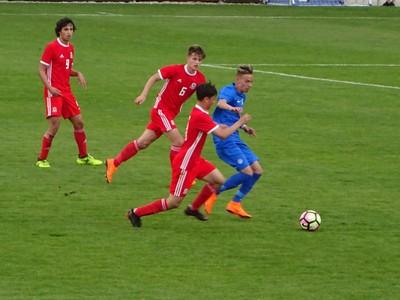 67df34c88b89d SR 15 - V prvom zápase prehra 1:2 s rovesníkmi z Walesu