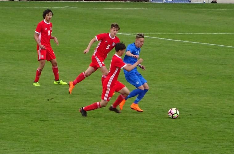549ea91adc5ce SR 15 - V prvom zápase prehra 1:2 s rovesníkmi z Walesu | Slovenský ...