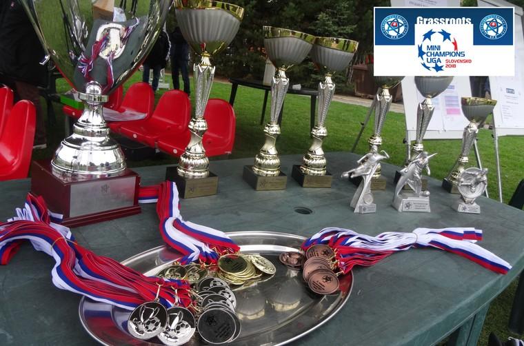 7fd55b5a5ca2b BRATISLAVA (SFZ) - Informácie pre kluby v súvislosti s prihláškami do turnaja  Mini Champions Liga Slovensko 2018.