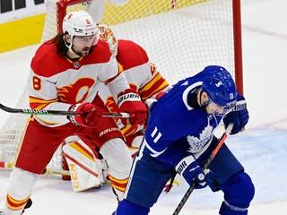 Po súperovi sa zahnal hokejkou. Hráč Toronta musí zaplatiť mastnú pokutu