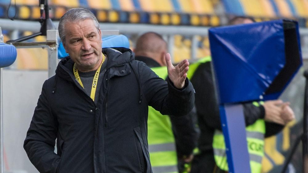 Na Slovan strácajú desať bodov. Tréner Storck v Dunajskej Strede skončil