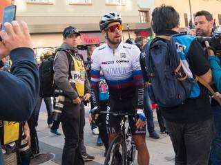 Sagan zabojuje o svoj druhý titul majstra Európy, Boráros sa vracia (TV tipy)