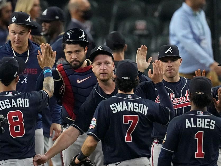 Atlanta úspešne vstúpila do finále MLB, v prvom zápase zdolala Houston