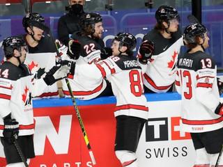 VIDEO: Pozrite si zostrih a góly semifinále USA - Kanada na MS v hokeji 2021