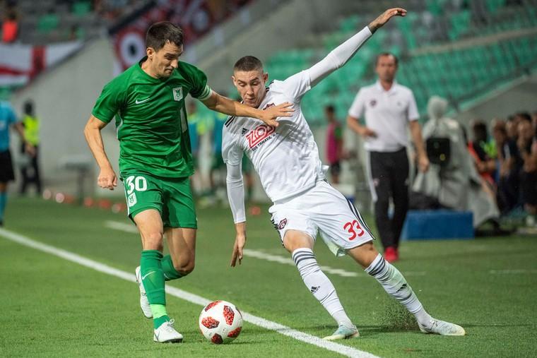 d3ec747fc2 Zápasy FC Spartak Trnava – Olympija Ľubľana a AEK Larnaka – AS Trenčín sú  na programe vo štvrtok 30. augusta 2018.