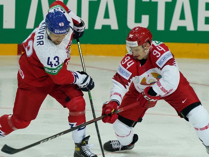 Spolu darujú milión korún. Českí hokejisti venujú peniaze na pomoc Morave