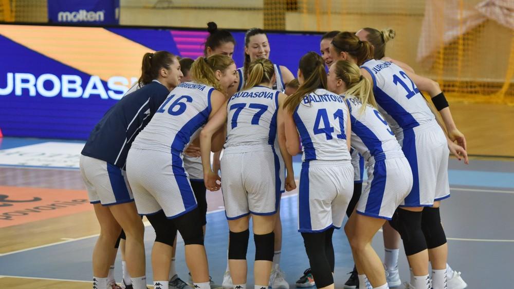 Program, tabuľky a výsledky Slovenska na ME v basketbale žien 2021