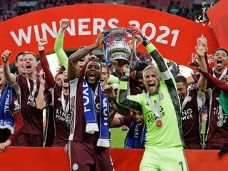 Leicester prelomil veľkú smolu. Zdolal Chelsea a premiérovo vyhral FA Cup