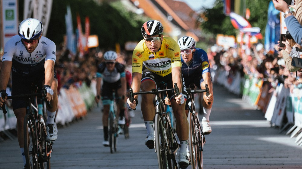 Sagan sa stal celkovým víťazom Okolo Slovenska, preteky zakončil pódiom