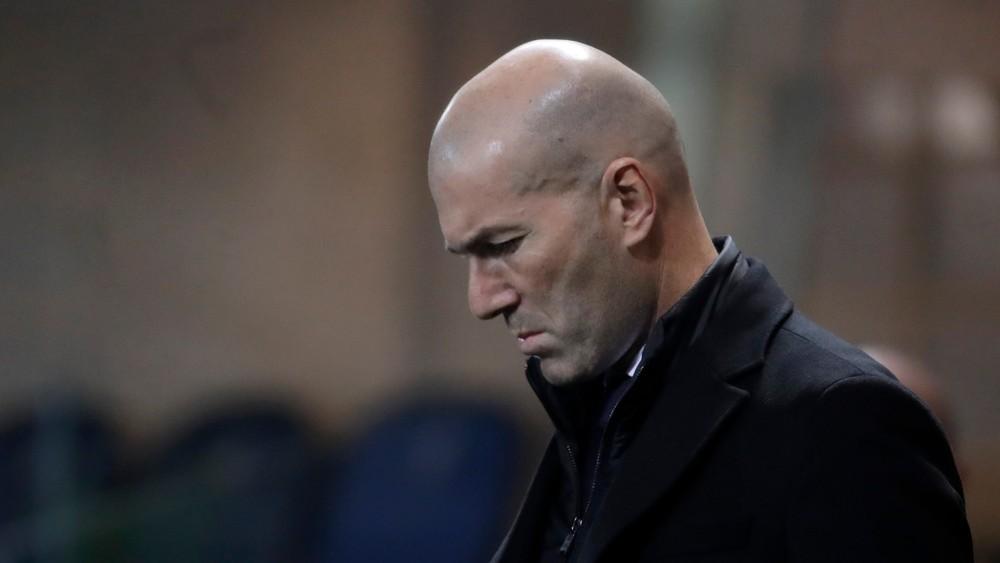 Definitívne. Zidane rezignoval, Real Madrid musí hľadať nového trénera