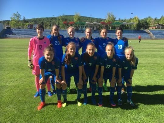 Slovensko WU17: v druhom zápase s Bulharskom prehra 0:1