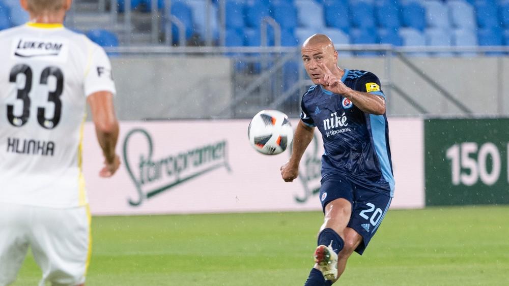 Keď sa Slovan nedostane do skupiny v Európe, bude to veľká hanba