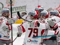 Hráči Bratislava Capitals vyhrali tretí zápas v rade, Roy sa blysol piatimi bodmi