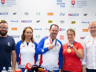 Každá medaila má svoj príbeh, hodnotí olympiádu spokojný Siekel