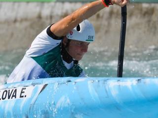 Mintálová zabojuje v extrémnom slalome o medailu. Darilo sa aj Grigarovi