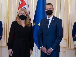 Prezidentka Čaputová: Skúsenosti Tótha treba zužitkovať pri ďalšej práci s deťmi