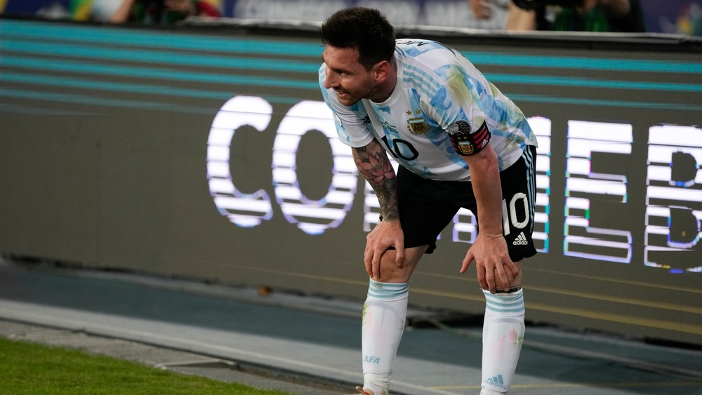Argentíne nepomohol gól Messiho, s Čile len remizovali